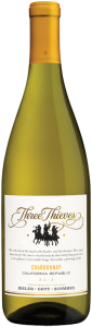 a voluptuous, full-bodied Chardonnay
